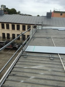 On Roof System